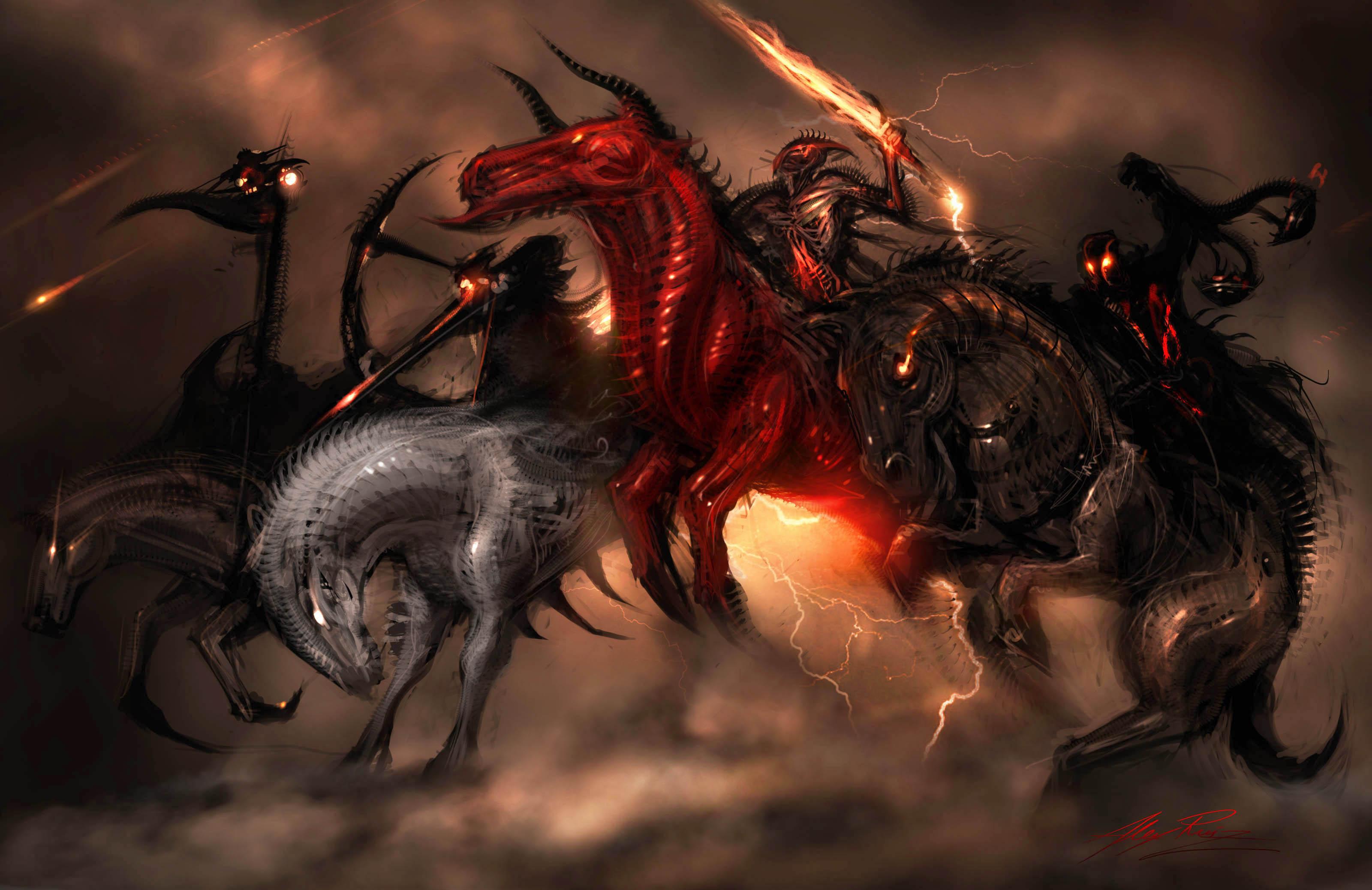 Category:Four Horsemen of the Apocalypse