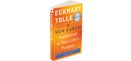Eckhart Tolle's 'A New Earth'