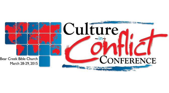Culture in Conflict Conference