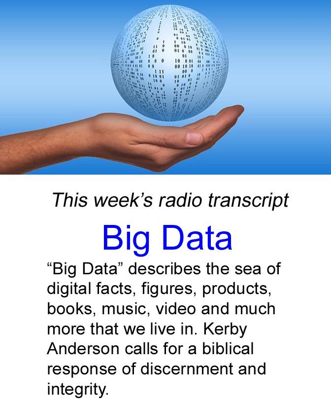 Big Data Bannere